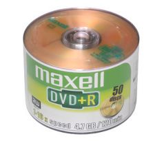DVD+R MAXELL 4,7GB 16X 50ks/spindel (275736.30.TW)