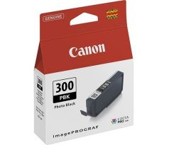 kazeta CANON PFI-300PBK photo black iPF PRO-300 (4193C001)