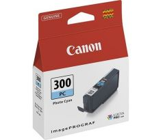 kazeta CANON PFI-300PC photo cyan iPF PRO-300 (4197C001)