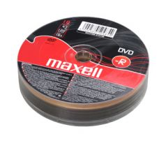 DVD-R MAXELL 4,7GB 16X 10ks/spindel (275730.30.TW)
