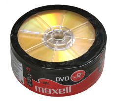 DVD-R MAXELL 4,7GB 16X 25ks/spindel (275731.30.TW)