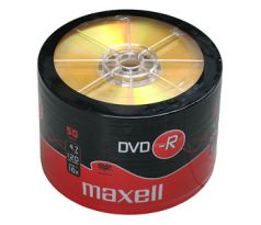 DVD-R MAXELL 4,7GB 16X 50ks/spindel (275732.30.TW)